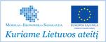 Projektą finansuoja Europos socialinis fondas